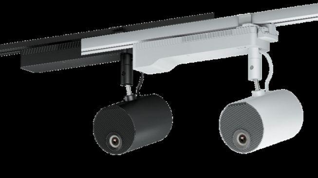 Proyektor Epson EV-110 dan EV-115. [Epson]