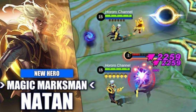 Hero Natan Mobile Legends. (YouTube/ Hororo Chan)