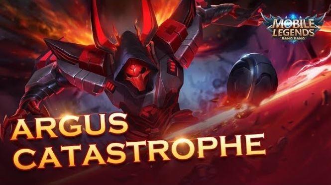 Ilustrasi hero Argus. (YouTube/ Mobile Legends Bang Bang)